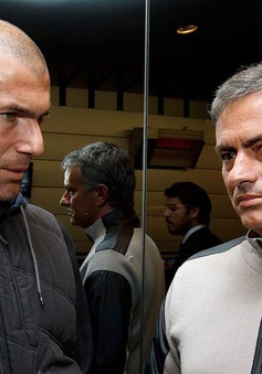 "HLV Zidane thừa nhận ""khó ở"" vì Jose Mourinho"