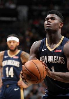 Zion Williamson nghỉ thi đấu dài hạn