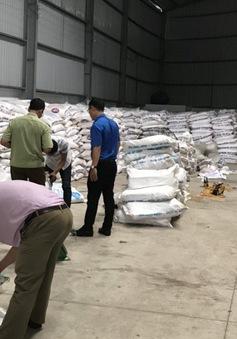 Bình Dương: Thu giữ gần 250 tấn đường cát nhập lậu