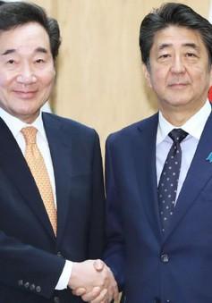 Nhật - Hàn muốn cải thiện quan hệ