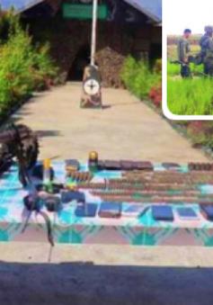 Philippines tiêu diệt 7 nghi can khủng bố