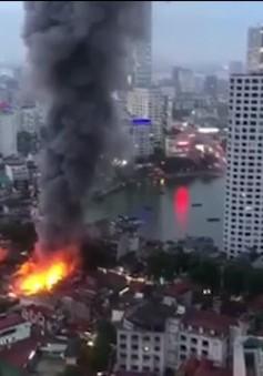Truy tố bị can Nguyễn Thế Hiệp trong vụ án cháy nhà trọ gần Bệnh viện Nhi Trung ương