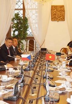 Thúc đẩy quan hệ Việt Nam - CH Czech thực chất, hiệu quả