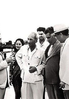 Long trọng kỷ niệm 60 năm ngày Chủ tịch Hồ Chí Minh thăm Azerbaijan