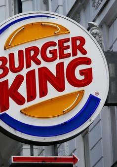 Tìm thấy mảnh kim loại trong đồ ăn của Burger King