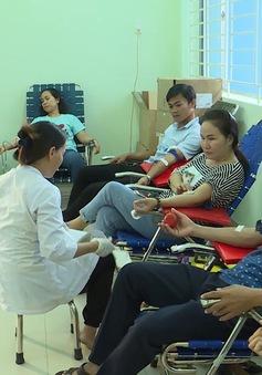Khánh Hòa vận động người dân tham gia hiến máu tình nguyện