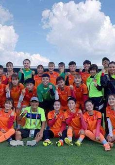 U19 nữ Việt Nam nghỉ ngơi hồi phục thể lực trước trận gặp CHDCND Triều Tiên