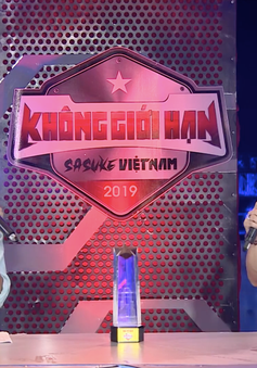 Sasuke Việt Nam 2019 - Tập 15: Cười vỡ bụng với những màn đối đáp của Mạc Văn Khoa - Thành Trung