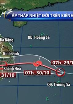 Phó Thủ tướng Trịnh Đình Dũng chỉ đạo ứng phó áp thấp nhiệt đới khả năng mạnh lên thành bão