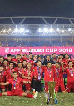 ĐT Việt Nam và HLV Park Hang Seo tràn trề cơ hội nhận giải thưởng của AFF