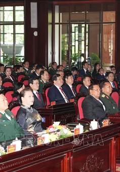 Biểu tượng của tình đoàn kết đặc biệt Việt Nam - Lào