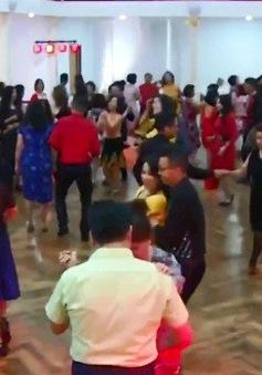 Phát triển phong trào khiêu vũ của người Việt ở CHLB Đức