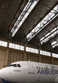 EU kiện lại Mỹ do tài trợ bất hợp pháp cho hãng Boeing