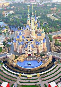 Khám phá công viên Disneyland Thượng Hải