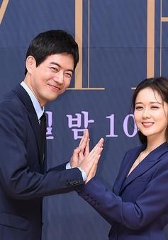 Lee Sang Yoon có khả năng hẹn hò với Jang Nara ngoài đời?