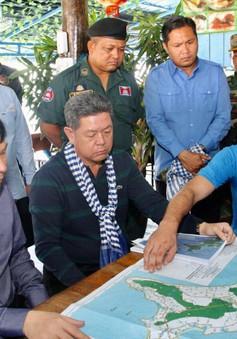 Campuchia điều động binh sĩ tìm kiếm nữ du khách Anh mất tích