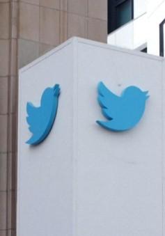 Twitter cấm đăng tải quảng cáo có nội dung chính trị từ ngày 22/11