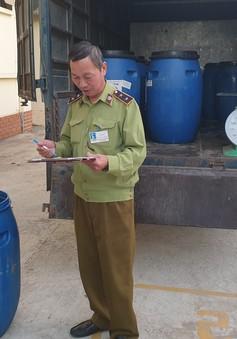 Lạng Sơn: Phát hiện 800kg nội tạng ướp lạnh không đảm bảo điều kiện vệ sinh thú y