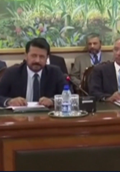 Thúc đẩy hòa đàm giữa Mỹ và Taliban
