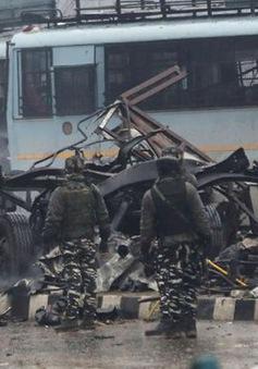 Tấn công bằng lựu đạn tại khu vực Kashmir