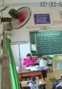 TP.HCM sẽ xử lý nghiêm cô giáo bạo hành học sinh