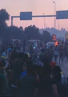 Hơn 100 người thiệt mạng vì biểu tình bạo lực tại Iraq