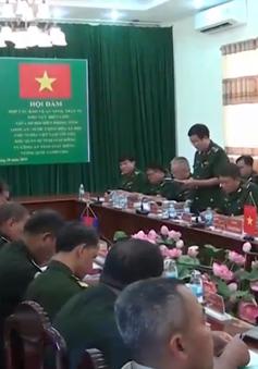 Hội đàm hợp tác bảo vệ an ninh trật tự khu vực biên giới Việt Nam - Campuchia