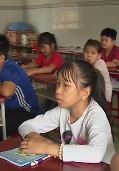 Ấm áp lớp học tình thương giữa trung tâm TP Cần Thơ