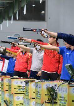 SEA Games 30: ĐT bắn súng Việt Nam đứng trước nhiều khó khăn và thách thức