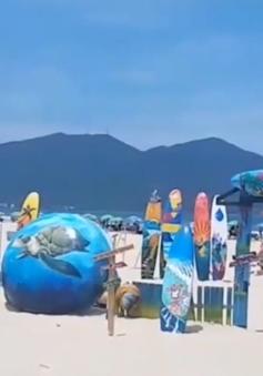 Đà Nẵng đầu tư công trình công cộng ven biển