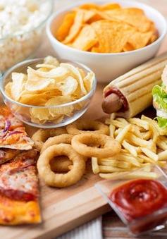 Thông tin về calo trong thức ăn nhanh không giúp giảm đáng kể lượng tiêu thụ