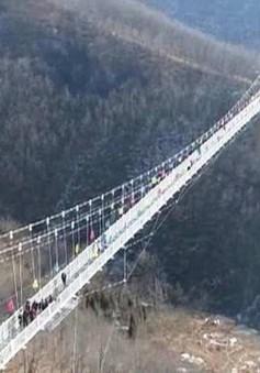 Trung Quốc đóng cửa một loạt cầu kính
