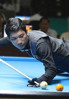 SEA Games 30: Đội tuyển Billiards snooker Việt Nam đặt mục tiêu bảo vệ HCV carom 1 băng