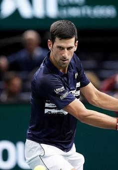 Paris Masters 2019: Djokovic hẹn Dimitrov tại bán kết