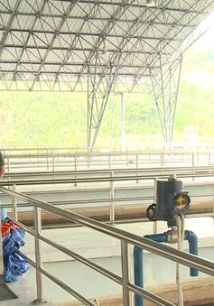 Nước sạch sông Đà đã bảo đảm chất lượng