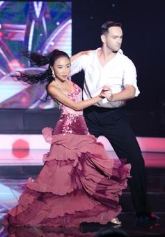 """Đoan Trang và trai đẹp Bước nhảy hoàn vũ tái hợp trong """"60 phút rực rỡ"""""""