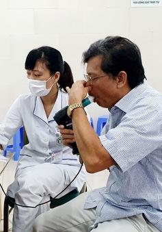 Bệnh viện Bạch Mai khám và tư vấn miễn phí bệnh hen phế quản