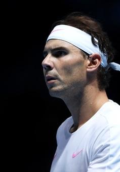 Thua đàn em, Nadal không đổ lỗi cho chấn thương