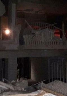 Nổ gần Đại sứ quán Lebanon ở Syria, nhiều người thương vong