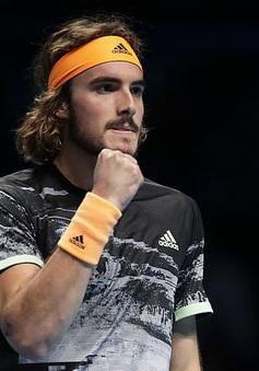 ATP Finals 2019: Stefanos Tsitsipas thắng dễ Alexander Zverev