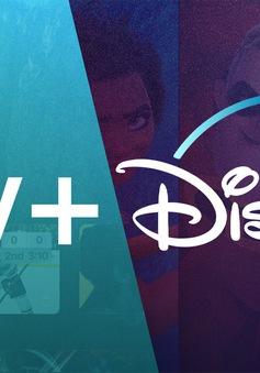 """Disney+ và Apple TV+: """"Mèo nào cắn mỉu nào?"""""""