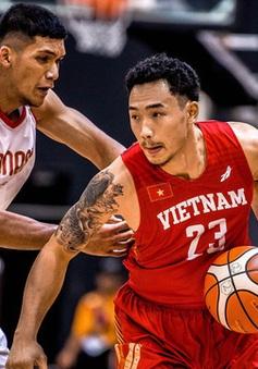 SEA Games 30: Đội tuyển bóng rổ Nam Việt Nam sẽ sang Thái Lan tập huấn