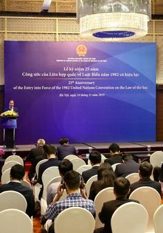 25 năm Công ước của LHQ về Luật biển năm 1982 có hiệu lực