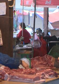 Giá lợn tăng khiến sức mua giảm