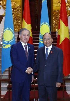 Mở rộng hợp tác Việt Nam - Kazakhstan