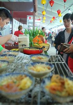 Gần 100 món ăn đường phố các nước tại Lễ hội Ẩm thực châu Á