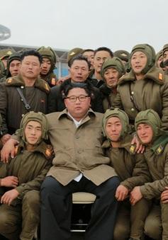 Chủ tịch Triều Tiên thị sát tập trận không quân