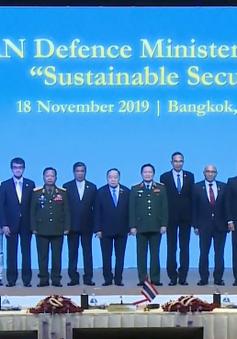 Hội nghị Bộ trưởng Quốc phòng ASEAN mở rộng