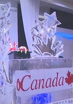 Quảng bá tinh hoa ẩm thực Canada tại Hà Nội