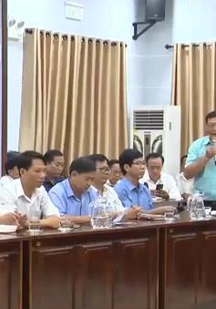 Đại biểu hội đồng nhân dân thành phố Đà Nẵng tiếp xúc cử tri